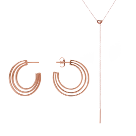 Muronalover Rose Gold Set