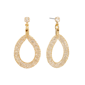 Brilla gold earrings