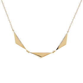 Kendra gold necklace