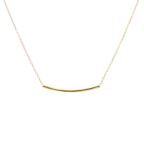 Pam gold necklace