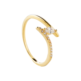 Jane gold ring